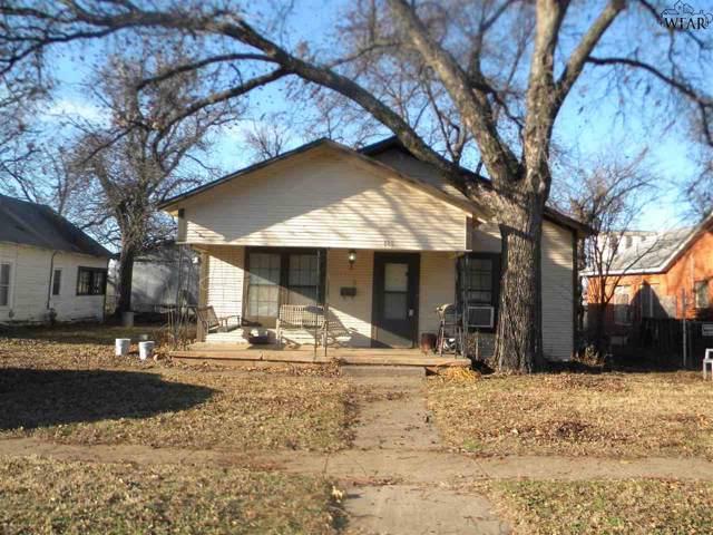 115 Avenue C, Burkburnett, TX 76354 (MLS #155213) :: WichitaFallsHomeFinder.com
