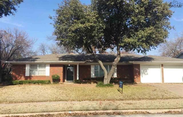 1602 Celia Drive, Wichita Falls, TX 76302 (MLS #155218) :: WichitaFallsHomeFinder.com