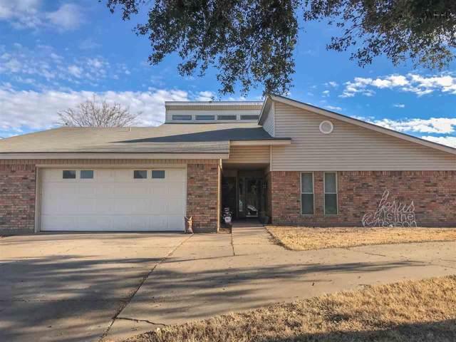 1011 Pawhuska Drive, Burkburnett, TX 76354 (MLS #155235) :: WichitaFallsHomeFinder.com