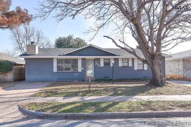 4653 Brookdale Drive, Wichita Falls, TX 76310 (MLS #155237) :: WichitaFallsHomeFinder.com