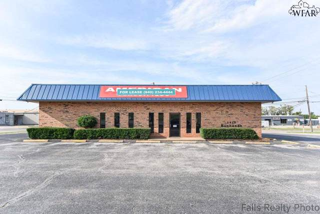 2912 Buchanan Street, Wichita Falls, TX 76308 (MLS #155240) :: Bishop Realtor Group