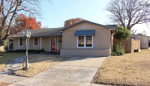 5125 Tower Drive, Wichita Falls, TX 76310 (MLS #155263) :: WichitaFallsHomeFinder.com