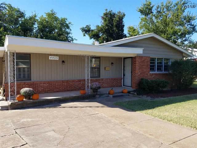 4405 Phillips Drive, Wichita Falls, TX 76308 (MLS #155269) :: WichitaFallsHomeFinder.com