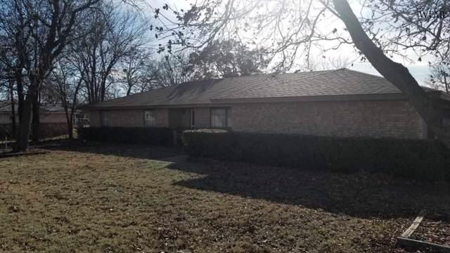 1005 Shoreline Drive, Wichita Falls, TX 76308 (MLS #155273) :: WichitaFallsHomeFinder.com