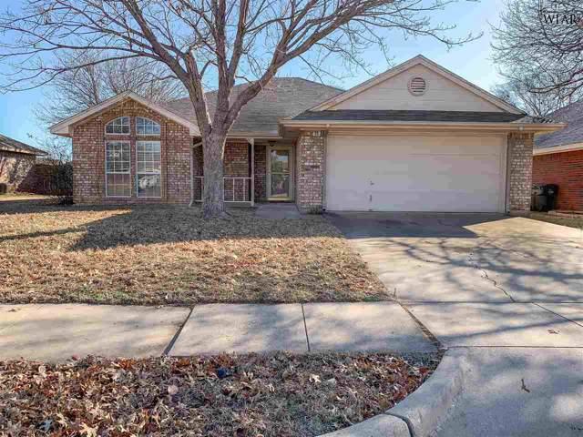 5001 Bayberry Drive, Wichita Falls, TX 76310 (MLS #155278) :: WichitaFallsHomeFinder.com