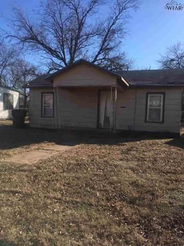 1015, 1017,1019 Roosevelt Street, Wichita Falls, TX 76301 (MLS #155282) :: Bishop Realtor Group