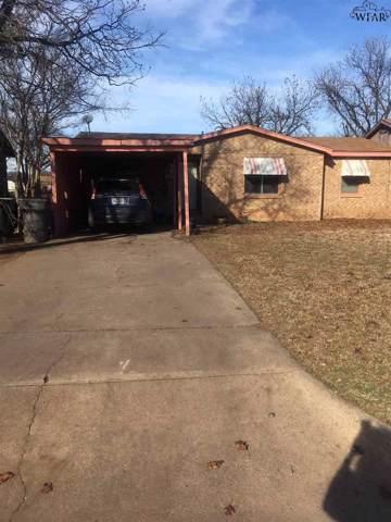 1016 Roosevelt Street, Wichita Falls, TX 76301 (MLS #155283) :: Bishop Realtor Group