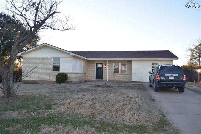 1119 S Oak Street, Archer City, TX 76351 (MLS #155322) :: WichitaFallsHomeFinder.com