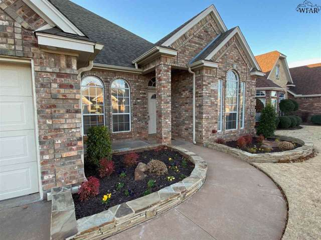 5117 Crown Ridge Drive, Wichita Falls, TX 76310 (MLS #155325) :: WichitaFallsHomeFinder.com