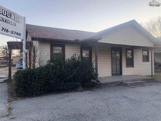 110 N Victoria Avenue, Iowa Park, TX 76367 (MLS #155340) :: WichitaFallsHomeFinder.com