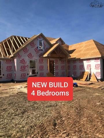 1102 Prestige Drive, Burkburnett, TX 76354 (MLS #155354) :: WichitaFallsHomeFinder.com