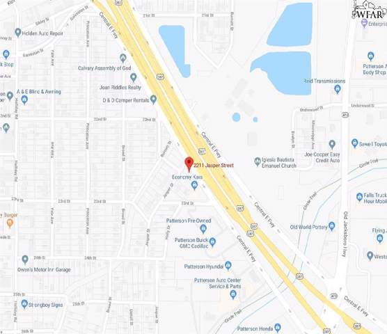 2211 Jasper Street, Wichita Falls, TX 76301 (MLS #155361) :: WichitaFallsHomeFinder.com