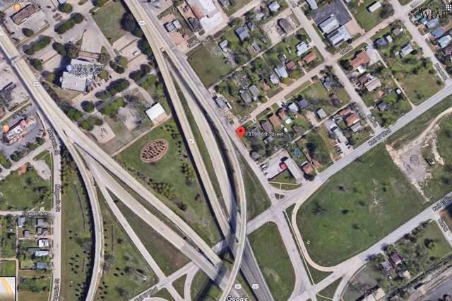 1319 16TH STREET, Wichita Falls, TX 76301 (MLS #155363) :: Bishop Realtor Group