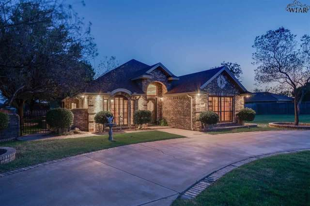 617 W Louisa Avenue, Iowa Park, TX 76367 (MLS #155401) :: WichitaFallsHomeFinder.com