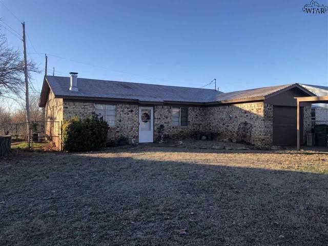 411 W Valley Drive, Iowa Park, TX 76367 (MLS #155403) :: WichitaFallsHomeFinder.com