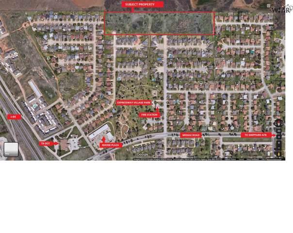 0 Castle Drive, Wichita Falls, TX 76306 (MLS #155418) :: WichitaFallsHomeFinder.com