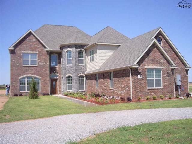 8751 Powell Road, Wichita Falls, TX 76305 (MLS #155439) :: WichitaFallsHomeFinder.com