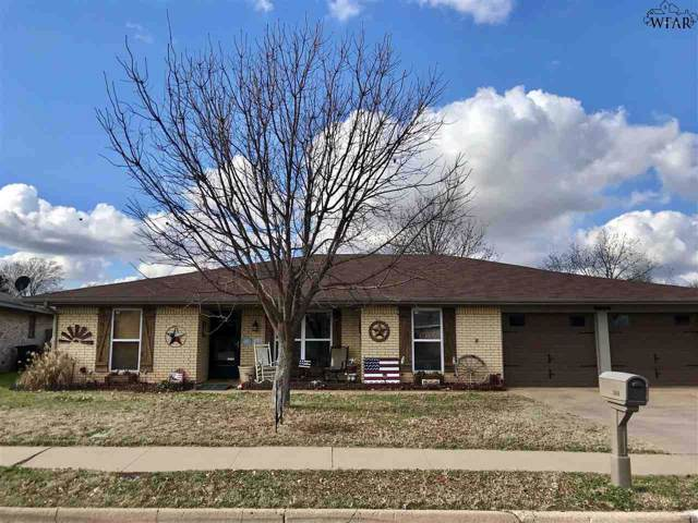 5604 Greentree Avenue, Wichita Falls, TX 76306 (MLS #155493) :: WichitaFallsHomeFinder.com