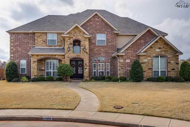 1400 Tanglewood Drive, Wichita Falls, TX 76309 (MLS #155499) :: Bishop Realtor Group
