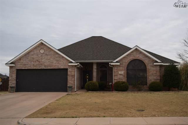 6 Andrea Court, Iowa Park, TX 76367 (MLS #155544) :: WichitaFallsHomeFinder.com