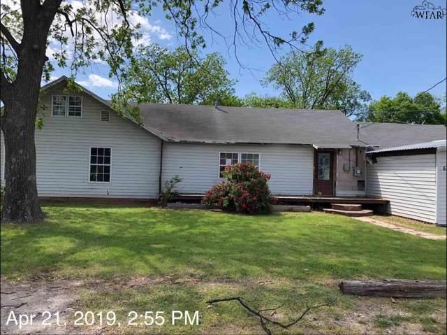515 Harwell Street, Burkburnett, TX 76354 (MLS #155550) :: WichitaFallsHomeFinder.com