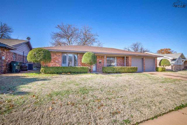 4608 Melody Lane, Wichita Falls, TX 76302 (MLS #155554) :: WichitaFallsHomeFinder.com