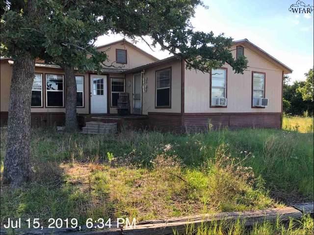 198 Guhl Road, Graham, TX 76450 (MLS #155559) :: WichitaFallsHomeFinder.com