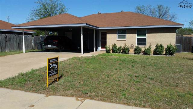 1715 Grandview East, Wichita Falls, TX 76306 (MLS #155570) :: WichitaFallsHomeFinder.com