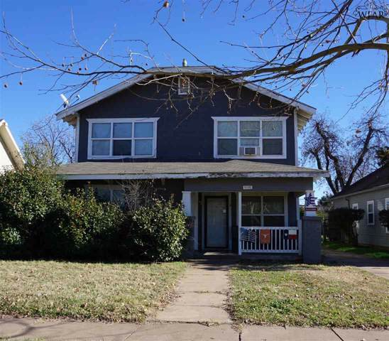 1905 Hayes Street, Wichita Falls, TX 76309 (MLS #155573) :: WichitaFallsHomeFinder.com