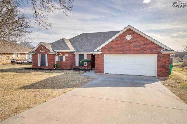 1311 Shoreline Drive, Wichita Falls, TX 76308 (MLS #155574) :: WichitaFallsHomeFinder.com