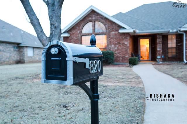 820 Arapaho Drive, Burkburnett, TX 76354 (MLS #155575) :: WichitaFallsHomeFinder.com
