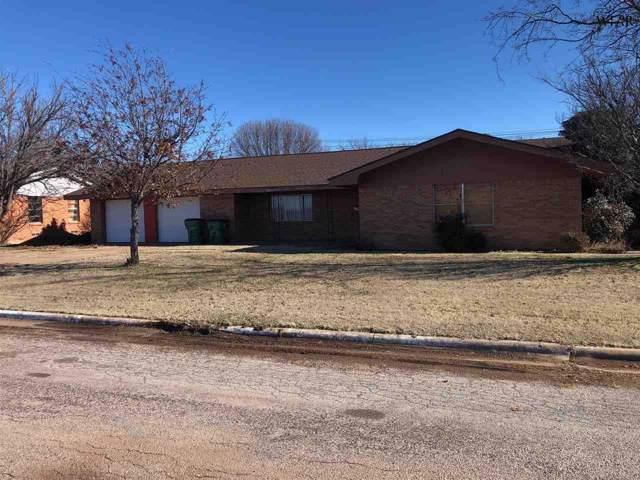 118 S Crescent Drive, Electra, TX 76360 (MLS #155577) :: WichitaFallsHomeFinder.com