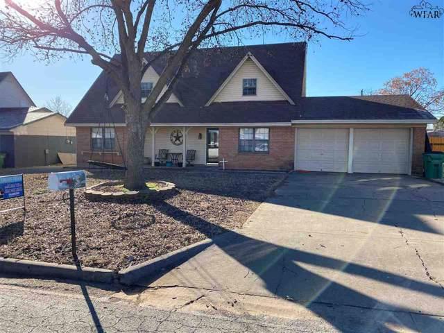 707 W Coleman Avenue, Iowa Park, TX 76367 (MLS #155585) :: WichitaFallsHomeFinder.com