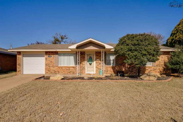 1304 Christine Road, Wichita Falls, TX 76302 (MLS #155593) :: WichitaFallsHomeFinder.com