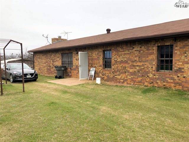 3011 Mckinney Road, Wichita Falls, TX 76310 (MLS #155595) :: WichitaFallsHomeFinder.com