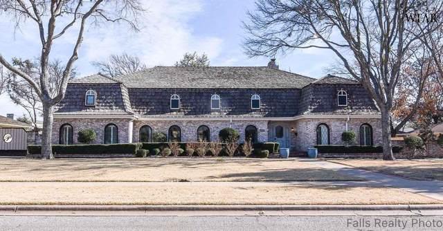 3311 Robin Lane, Wichita Falls, TX 76308 (MLS #155597) :: Bishop Realtor Group