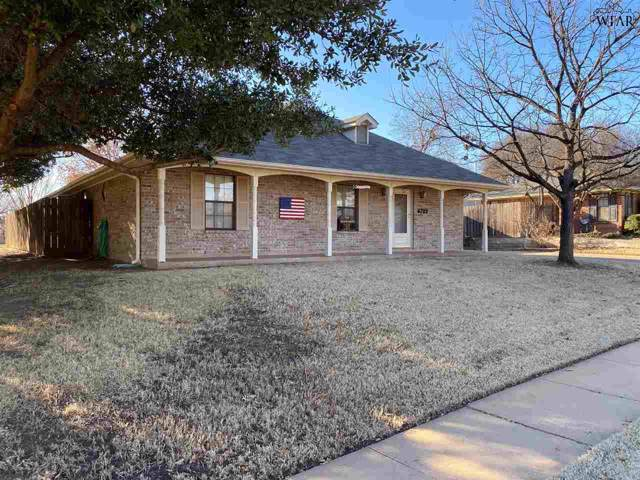 4722 Cypress Avenue, Wichita Falls, TX 76310 (MLS #155602) :: WichitaFallsHomeFinder.com