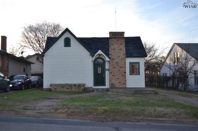 1610 Beverly Drive, Wichita Falls, TX 76309 (MLS #155606) :: WichitaFallsHomeFinder.com