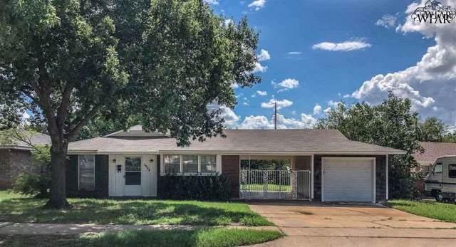 1533 Glendale Drive, Wichita Falls, TX 76302 (MLS #155607) :: WichitaFallsHomeFinder.com