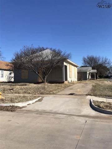 1915 Polk Street, Wichita Falls, TX 76309 (MLS #155632) :: WichitaFallsHomeFinder.com