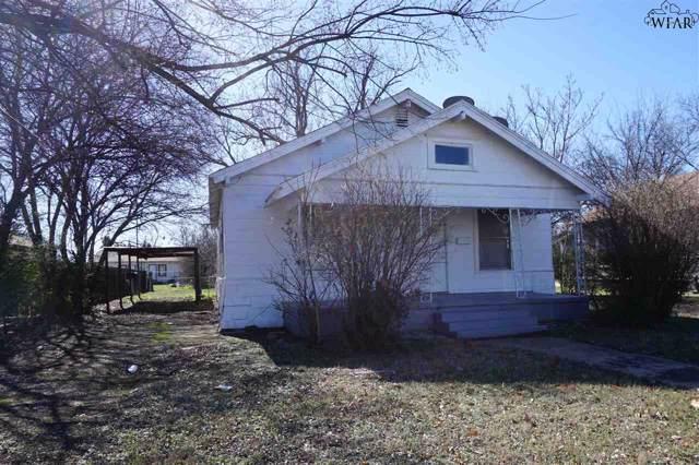 1609 Lucile Avenue, Wichita Falls, TX 76301 (MLS #155640) :: WichitaFallsHomeFinder.com
