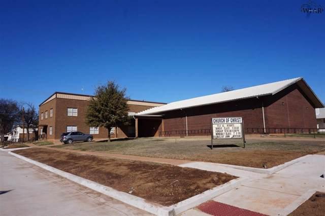 1814 Buchanan Street, Wichita Falls, TX 76309 (MLS #155642) :: WichitaFallsHomeFinder.com