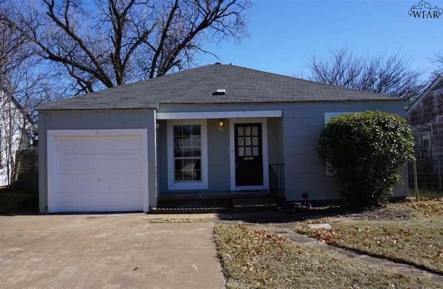 3209 Glenwood Avenue, Wichita Falls, TX 76308 (MLS #155644) :: WichitaFallsHomeFinder.com
