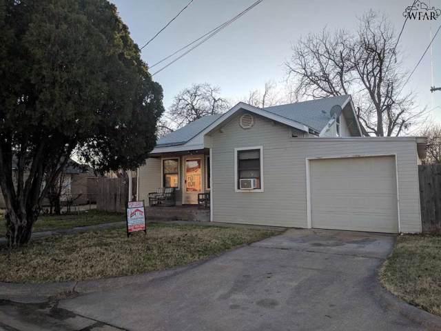 2306 Garfield Street, Wichita Falls, TX 76309 (MLS #155645) :: WichitaFallsHomeFinder.com