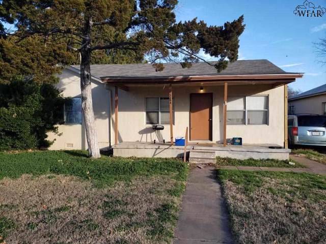 3208 York Street, Wichita Falls, TX 76309 (MLS #155646) :: WichitaFallsHomeFinder.com