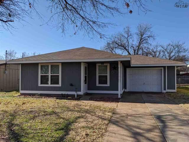 2813 Preece Road, Wichita Falls, TX 76308 (MLS #155648) :: WichitaFallsHomeFinder.com