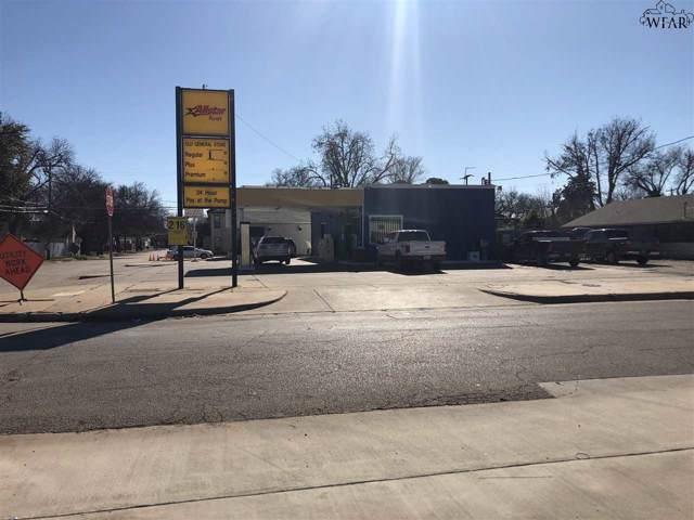 2400 Brook Avenue, Wichita Falls, TX 76301 (MLS #155654) :: WichitaFallsHomeFinder.com