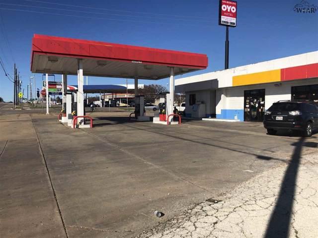 1135 Central Freeway, Wichita Falls, TX 76306 (MLS #155655) :: Bishop Realtor Group