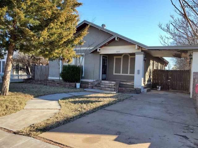 1635 Elizabeth Avenue, Wichita Falls, TX 76301 (MLS #155683) :: WichitaFallsHomeFinder.com