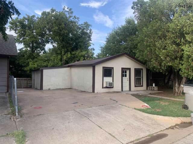 1210 35TH STREET, Wichita Falls, TX 76302 (MLS #155686) :: WichitaFallsHomeFinder.com